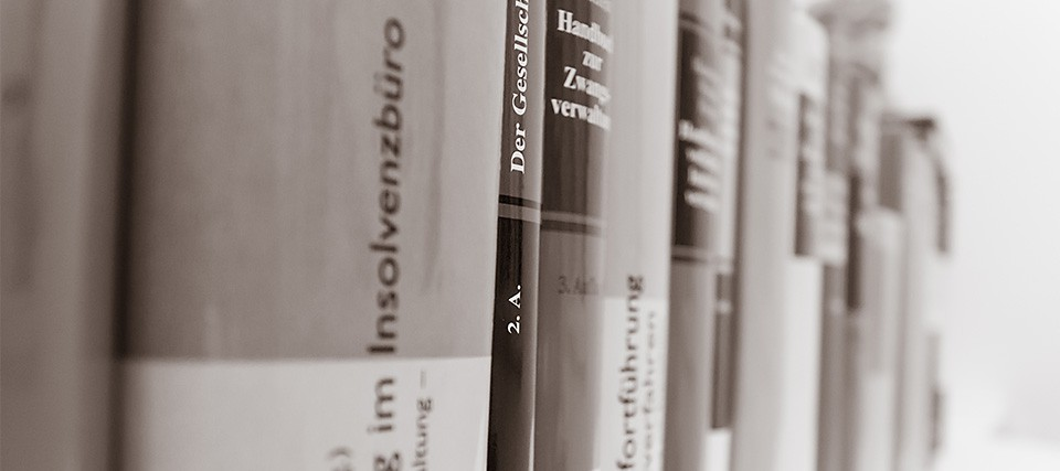 Insolvenzrecht und Sanierungen | Wirtschaftsrecht - Fachanwalt Stefan Trübert