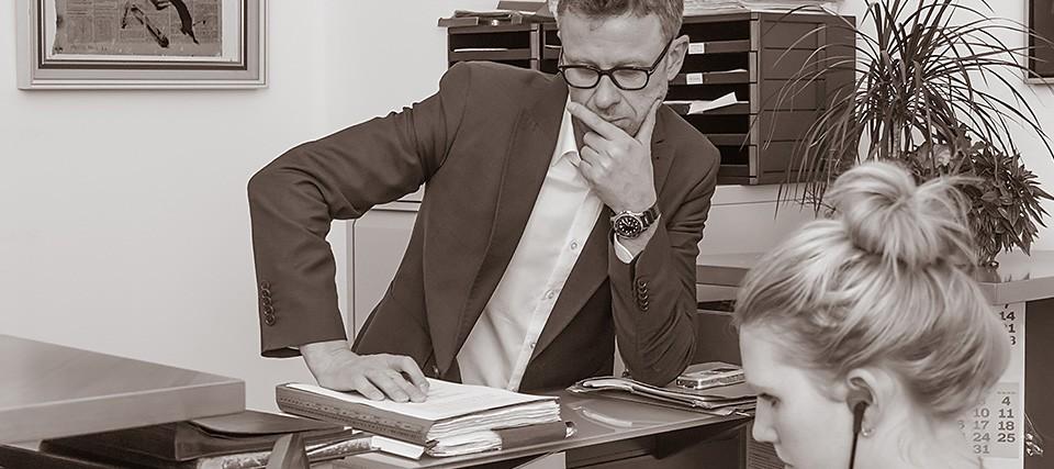 Vertragsrecht | Vollstreckungsrecht - Fachanwalt Stefan Trübert