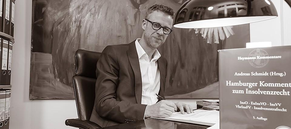 Willkommen in der Rechtsanwaltskanzlei Stefan Trübert